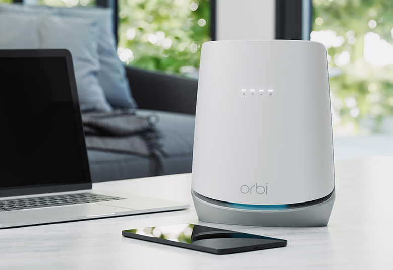 Orbi RBR20: Tri-band WiFi Router