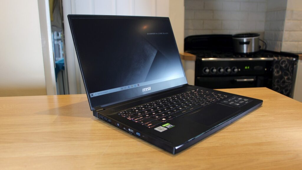Review: MSI GS66 Stealth Gaming Laptop Core i7-10870H 32GB RAM 1TB SSD