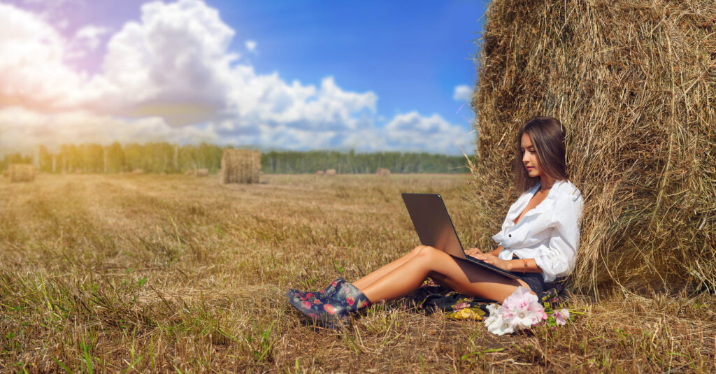 Importance of Internet in Rural Areas